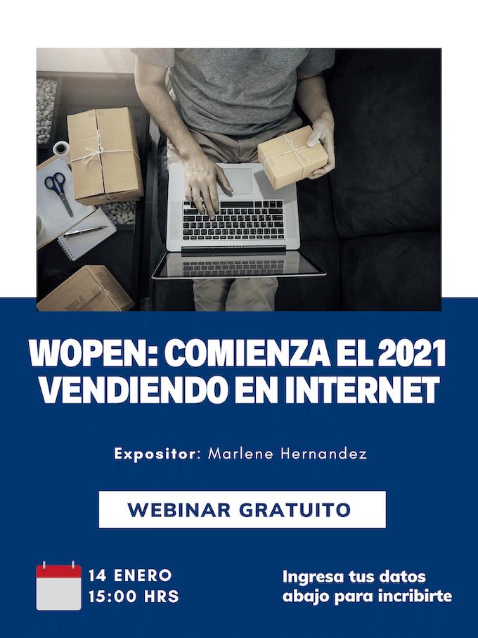 CONTPAQi WOPEN: COMIENZA EL 2021 VENDIENDO EN INTERNET Distribuidor CONTPAQi Monterrey